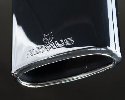 Remus Universal Performance Exhaust Tip, Amg-style
