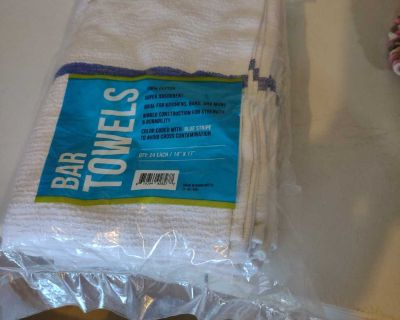 Bar Towels 14*17
