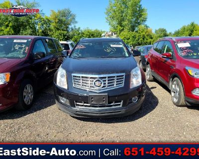 Used 2016 Cadillac SRX FWD 4dr Premium Collection
