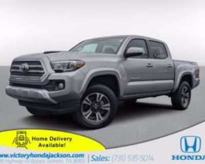 2016 Toyota Tacoma TRD Sport Double Cab 5' Bed V6 RWD Automatic