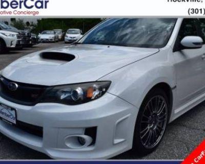 2011 Subaru Impreza WRX STI Limited
