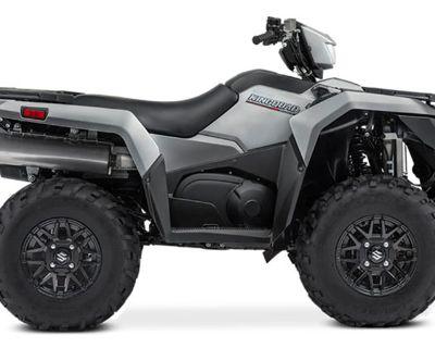 2022 Suzuki KingQuad 500AXi Power Steering SE+ ATV Utility Warren, MI