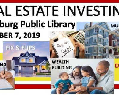 Real Estate Investing Workshop