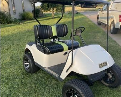 2000 ezgo electric golf cart