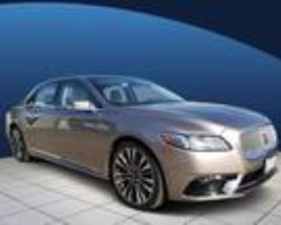 2018 Lincoln Continental Select for sale