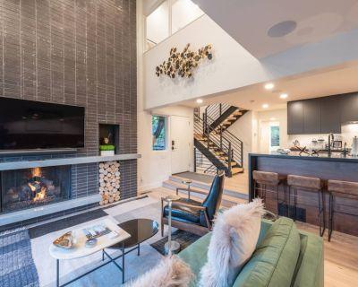 *FREE SKI RENTAL* Brand New Mid-Century Modern Dream Home No Car Needed, 5 Min Walk to Skiing - Downtown Park City