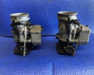 Stromberg 97 Carburetors