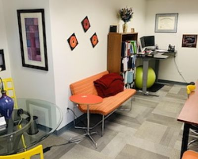 Private Office for 3 at Office Evolution - Boulder