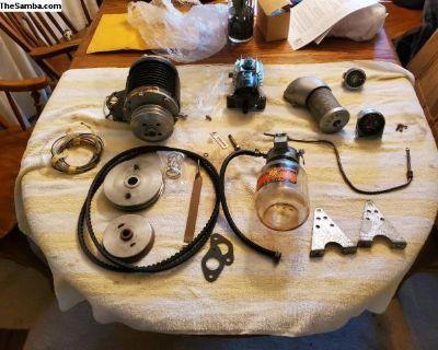 36HP Judson Supercharger Kit