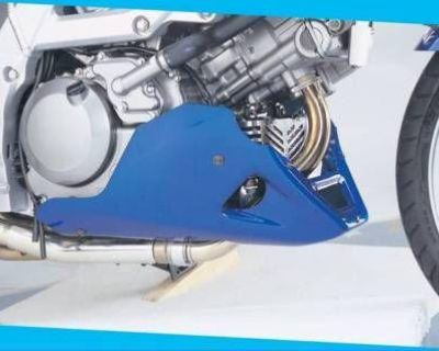Suzuki Sv650 Sv 650 99 02 Bellypan Chin Spoiler Carbon - Made In England