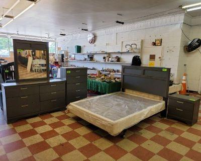 IR-Jeffrey Estate Phase 2, Multiple Local Estates, Consignments, Grand Furniture Surplus
