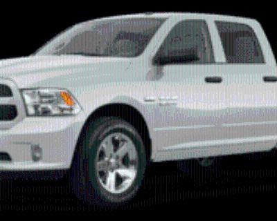 "2019 Ram 1500 Classic Tradesman Crew Cab 5'7"" Box 2WD"