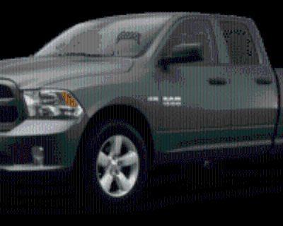 "2014 Ram 1500 Tradesman Quad Cab 6'4"" Box 2WD"