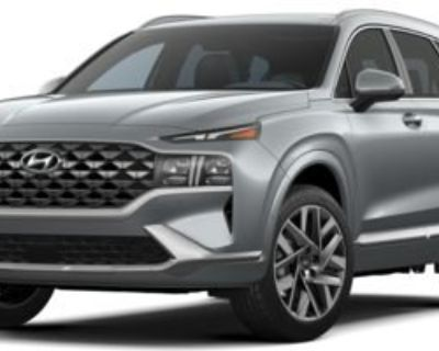 New 2022 Hyundai Santa Fe Calligraphy FWD Sport Utility