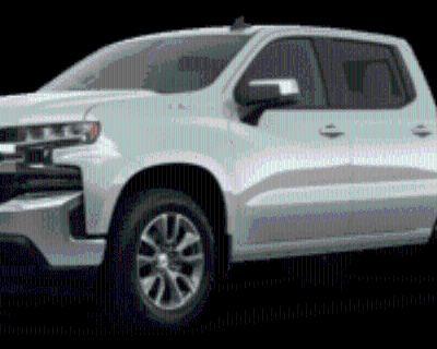2019 Chevrolet Silverado 1500 LTZ Crew Cab Short Box 4WD