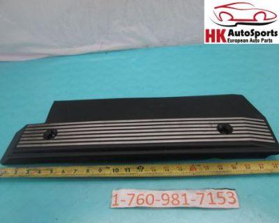 Bmw E46 325i 323i 328i 330i Sdn Engine Upper Valve Fuel Rail Trim Ignition Cover