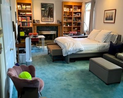 Master bedroom, private bath in 5BD 5.5BR house