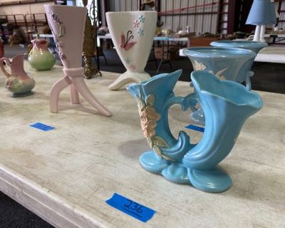 Roseville, Hall Pottery, Tools, Antiques, Collectibles