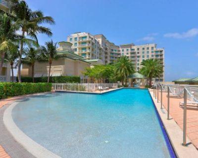 Casa Costa 405N 1Bedroom 5 Star Amenities/Beach/Gym/Restaurants/Pool - Boynton Beach