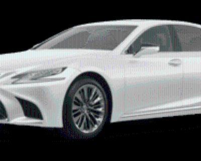 2019 Lexus LS LS 500h