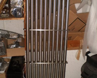 STAINLESS TUBE TRUCK PICKUP Ford F250 F350 Tailgate 1999 - 2007 F150 1997 2003