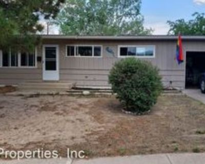 123 Lawrence Ave, Colorado Springs, CO 80909 3 Bedroom House