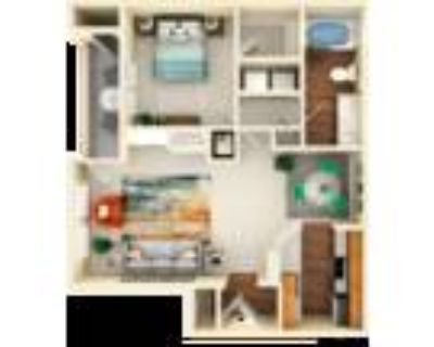 Wood Bridge Apartments - A1 Birch
