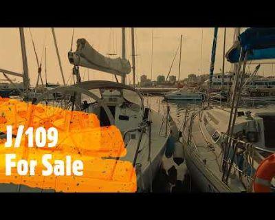 J Boats - J\/109