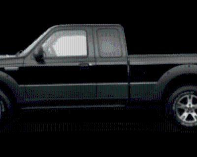 "2006 Ford Ranger 4dr Supercab 126"" WB XLT 4WD"