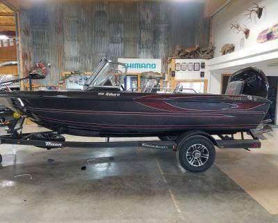 2021 Triton Allure 186 Ski & Fish Boats Eastland, TX
