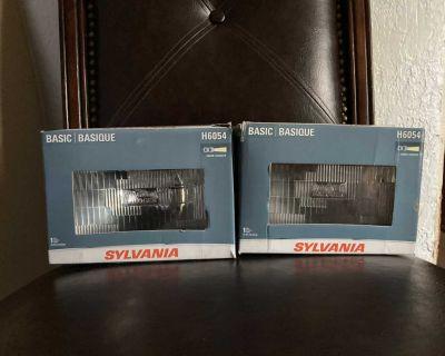 Sylvania H6054 - Basic Halogen Headlights