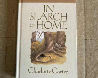 In Search of Home by Charlotte Carter Mysteries of Sparrow Island Christian Fiction