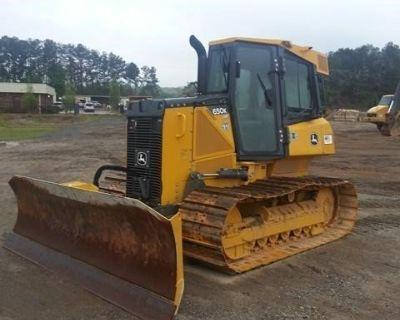2014 JOHN DEERE 650K LGP Dozers, Crawler Tractors