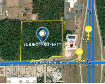 36.35 Acres NWC Bert Kouns @ I-49