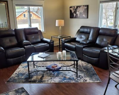 Conveniently located near shopping, restaurants, golfing and the Rock River. - Byron
