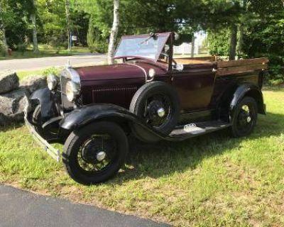 1929 Ford 1/2 Ton Pickup Pickup Restored Roadster Truck