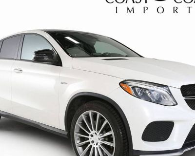 2017 Mercedes-Benz GLE GLE 43 AMG