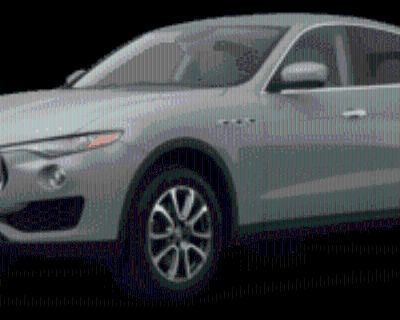 2017 Maserati Levante Standard