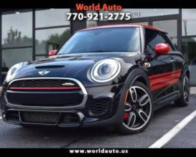 2015 MINI Hardtop John Cooper Works Hardtop 2-Door