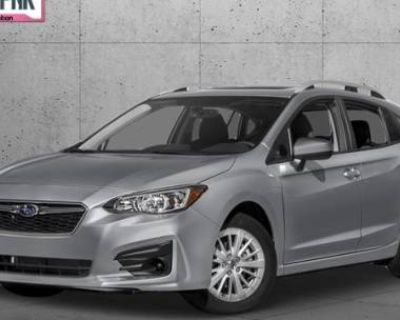 2018 Subaru Impreza 2.0i
