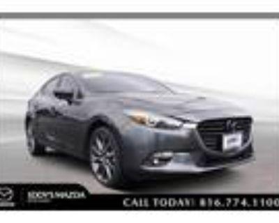 2018 Mazda MAZDA 3 Gray, 21K miles
