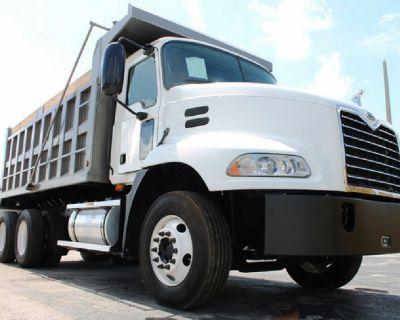 $6,390 Down / Tandem Axle Dump Truck / 570k Miles
