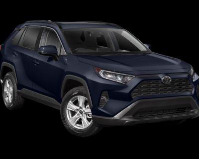New 2021 Toyota RAV4 XLE FWD SUV