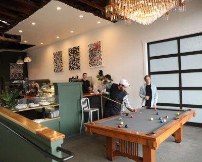 Urban Coffee Roastery & Shop, Los Angeles, CA
