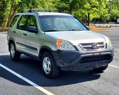 Used 2004 Honda CR-V 2WD LX Auto