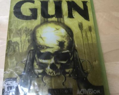 XBOX 360 GUN