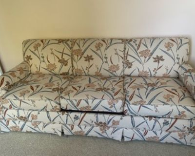 Queen Size Sofa Bed, free - Free