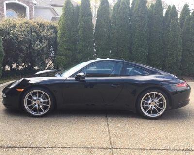 2013 Porsche 911 Carrera Coupe Extended Warranty