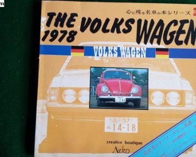 The Volkswagen Book