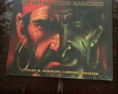 Pulp Culture: the Art of Fiction Magazines